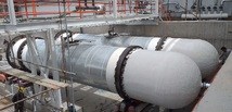 Thermal insulation of an industrial facility. Autoclave IRAN Behdash Chemical co. Isolation scheme: Isollat-effect 200